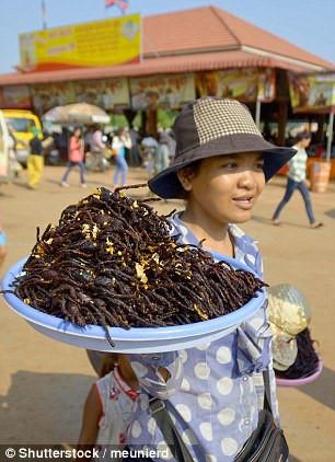 đặc sản đặc biệt tại Đông Nam Á