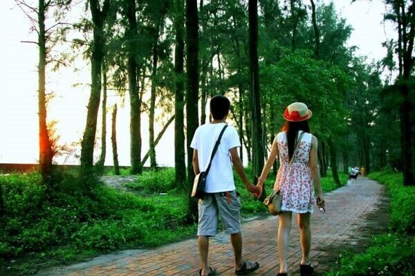 con đường tình yêu
