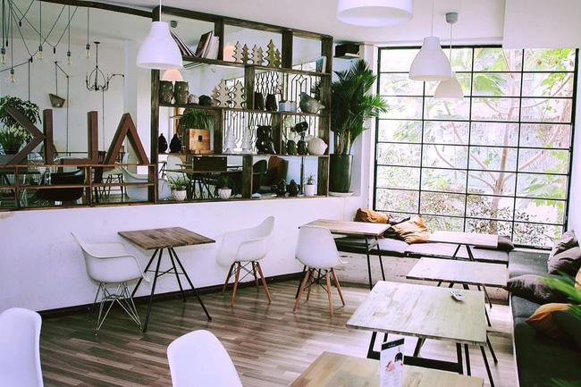 các quán cafe tại Sài Gòn