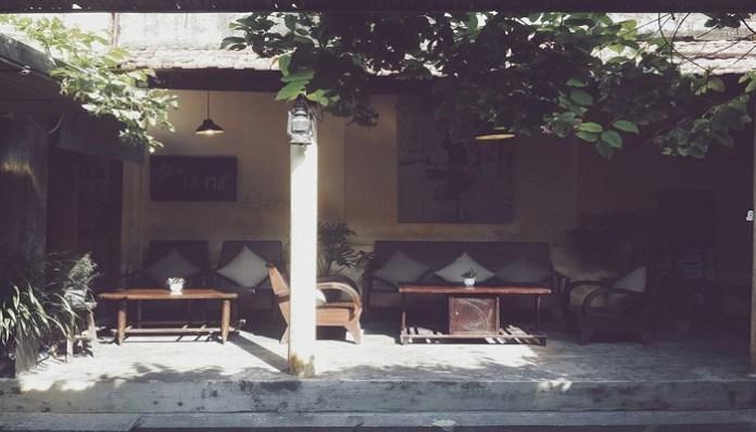 những quán cafe cổ kính tại Hội An