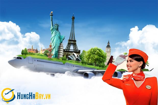 Giá trị đặt vé máy bay đi hà nội giá rẻ hãng cung cấp dịch vụ bay Vietnam Airline giá vé phải chăng, uy tín cực tốt