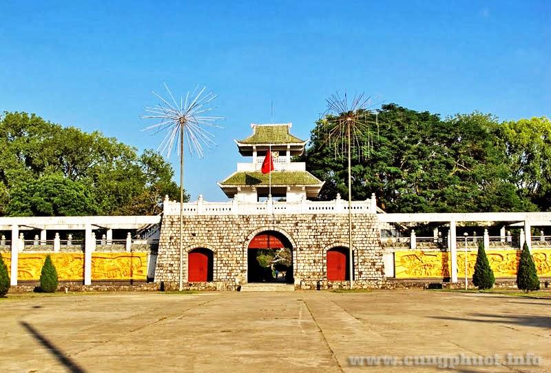 Đi du lịch tại tp.Điện Biên, quay lại điểm mốc chói sáng của dân tộc Việt Nam.