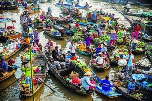 Tìm ngay vé máy bay từ Hà Nội đi Tp. Cà Mau cho kế hoạch du lịch của bạn đầu năm 2018