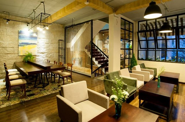 Các quán cafe nép mình giữa lòng thành phố Hồ Chí Minh ồn ào