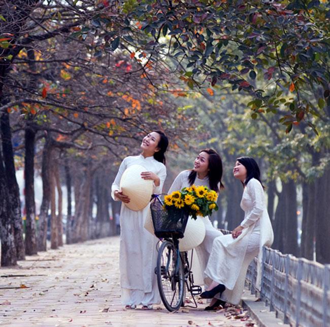 Mọi con đường đẹp trong thủ đô Hà Nội