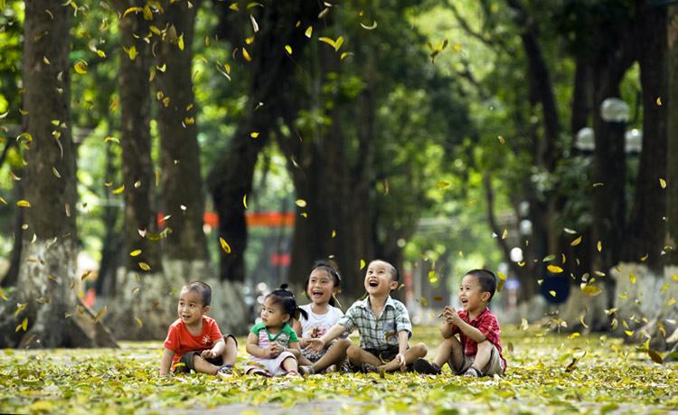 Các con đường thần thánh ở Hà Nội