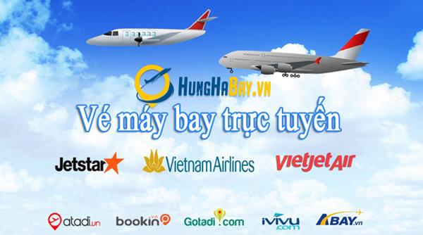 Hướng dẫn chi tiết mua vé máy bay online của hãng Vietnam Airlines