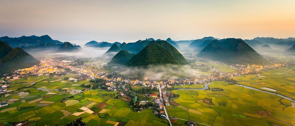 Hãy tới du lịch Lạng Sơn ngắm vùng cao nguyên kì diệu