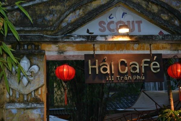 Những quán cafe cổ xưa thực sự đẹp trong Hội An