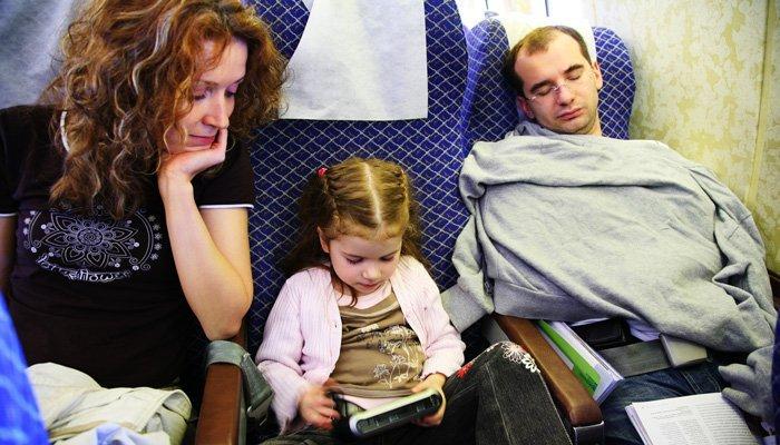 Mọi bí kíp cho người dùng đi máy bay