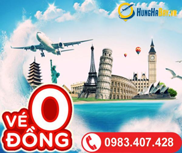 Nhận lấy các vé máy bay giá rẻ cùng với hãng máy bay Vietnam Airlines ở hệ thống của chúng tôi