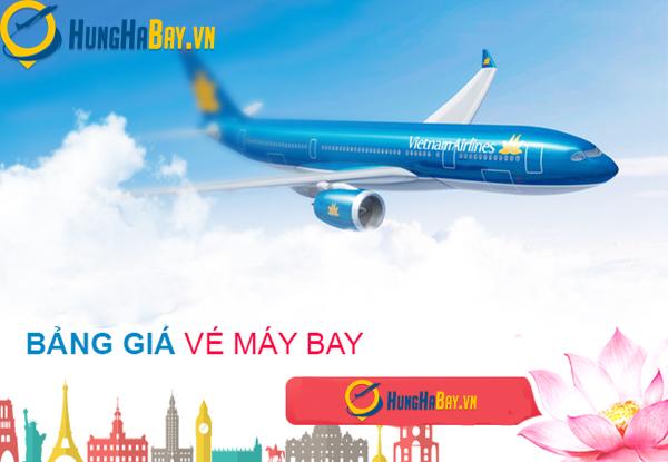 Tìm những vé máy bay giá rẻ cùng hãng Vietnam Airlines ở trang website của chúng tôi