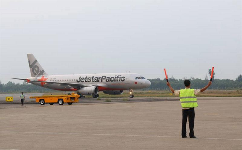 Mua vé máy bay giá rẻ với Jetstar Pacific