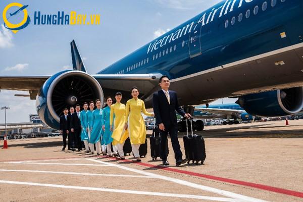 Bảng giá cả vé máy bay nội địa Vietnam Airlines các tháng đầu năm